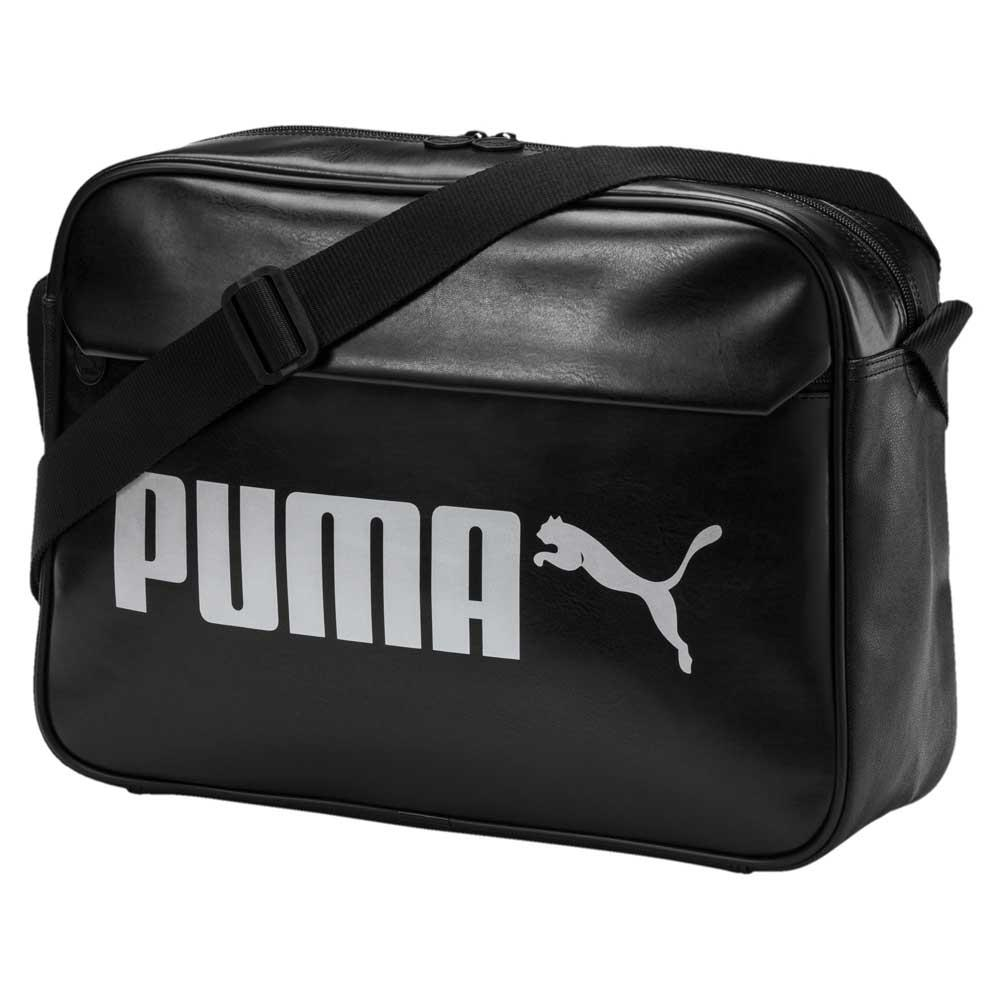 Puma Campus Reporter Black buy and offers on Dressinn 25d5f74ffcc93