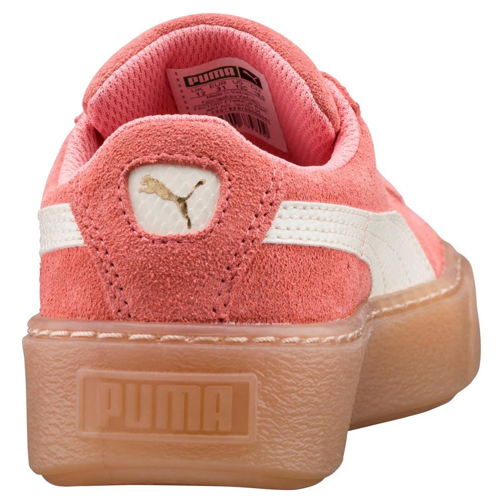 ce24cb06163f Puma select Suede Platform Snk PS Pink
