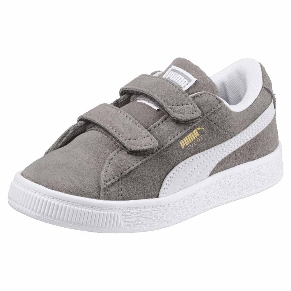 premium selection 24c37 4d760 Puma select Suede Classic Velcro Infant Grey, Dressinn