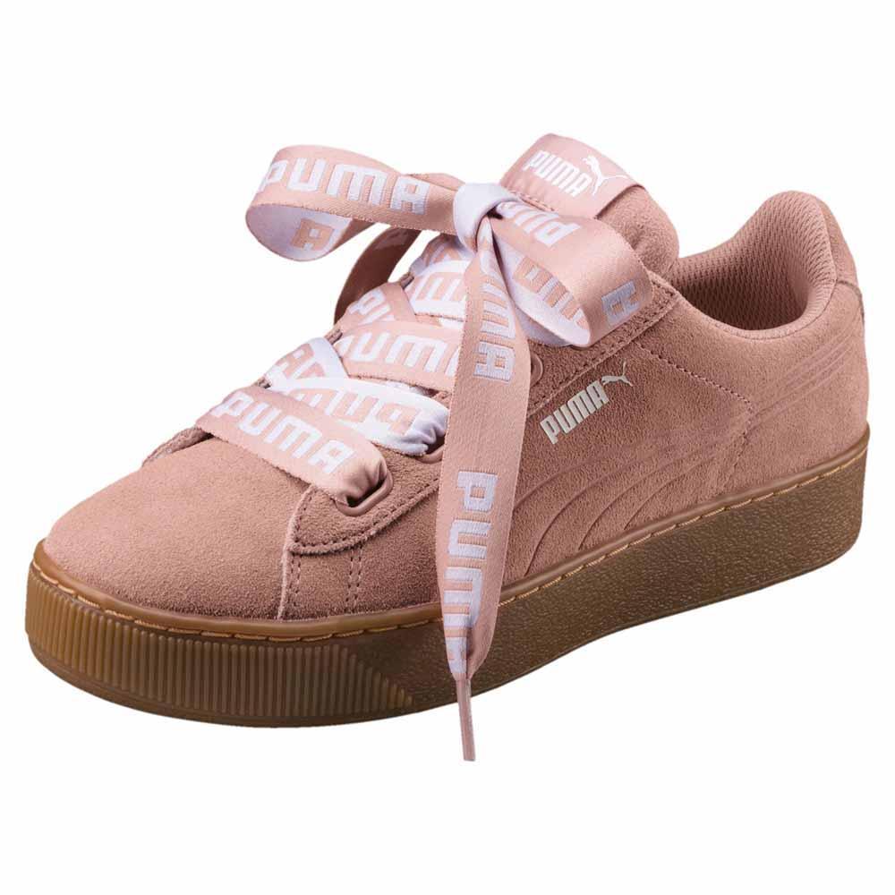 puma sneaker vikky platform rosa