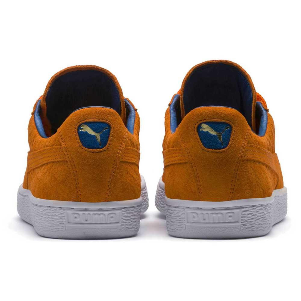 Puma select Suede Classic New York City Orange, Dressinn