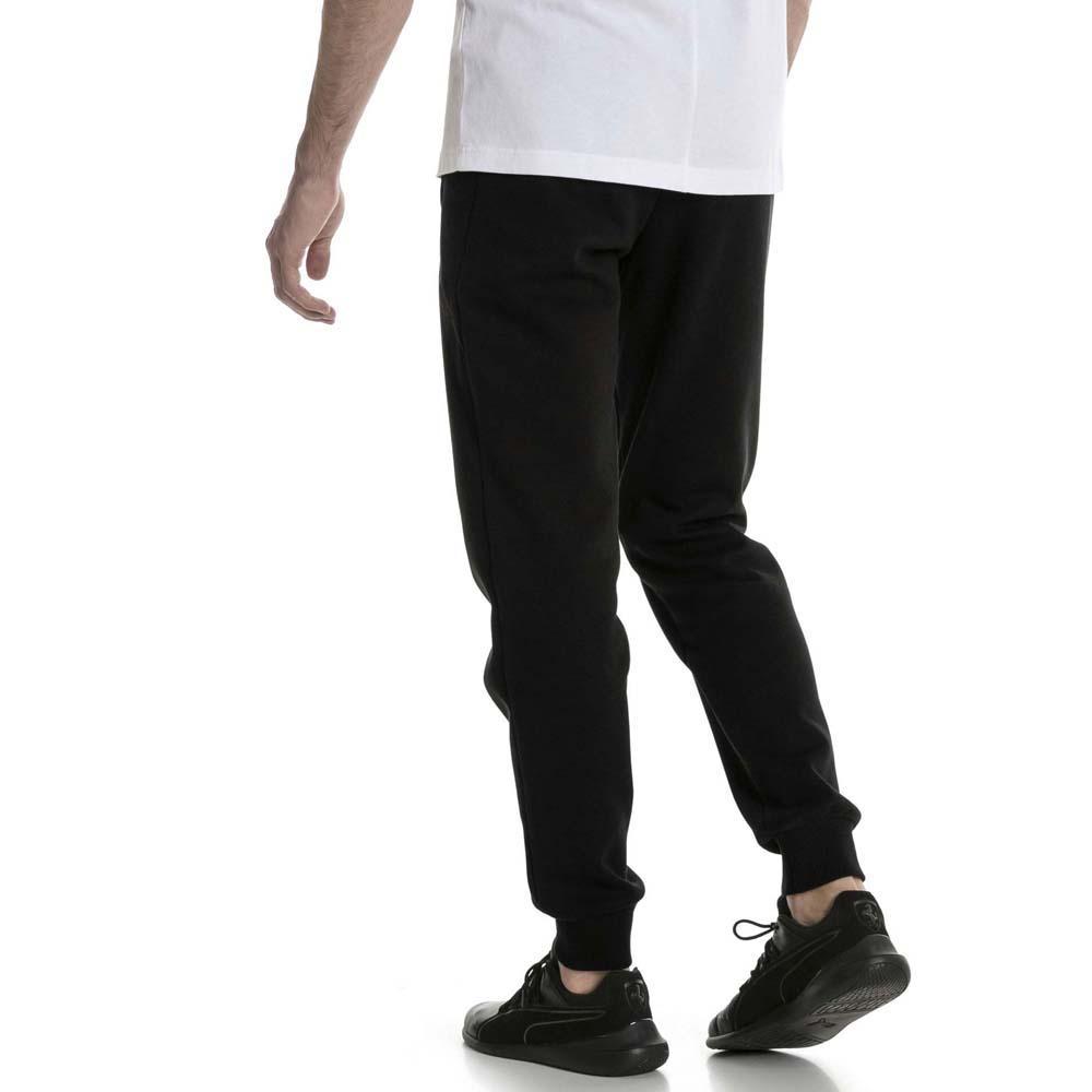 Puma Ferrari CC Sweat Pants Black buy and offers on Dressinn 4fdeeafaedbfe