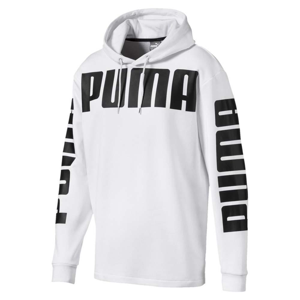 28a6fd07752 Puma Rebel Hooded TR Blanco comprar y ofertas en Dressinn