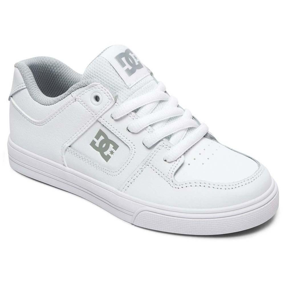 Dc shoes Pure White buy and offers on Dressinn 2b2a25229e4