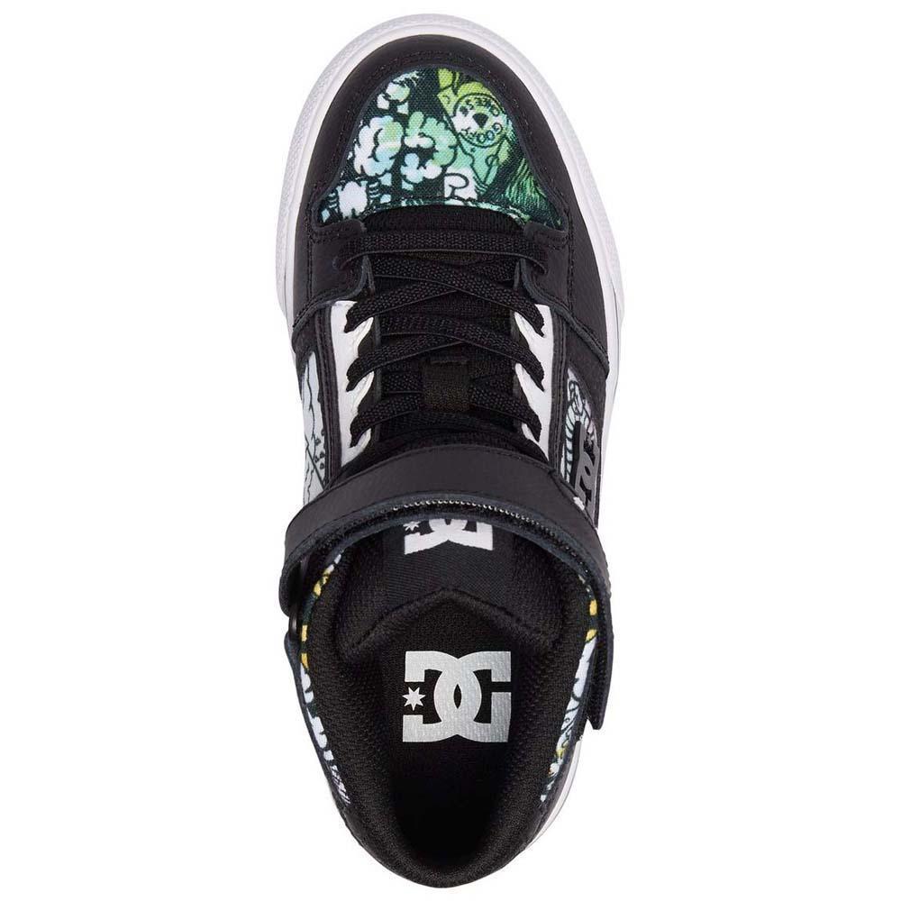 6b3c67783fbb Dc shoes Pure High Top SE EV Black buy and offers on Dressinn