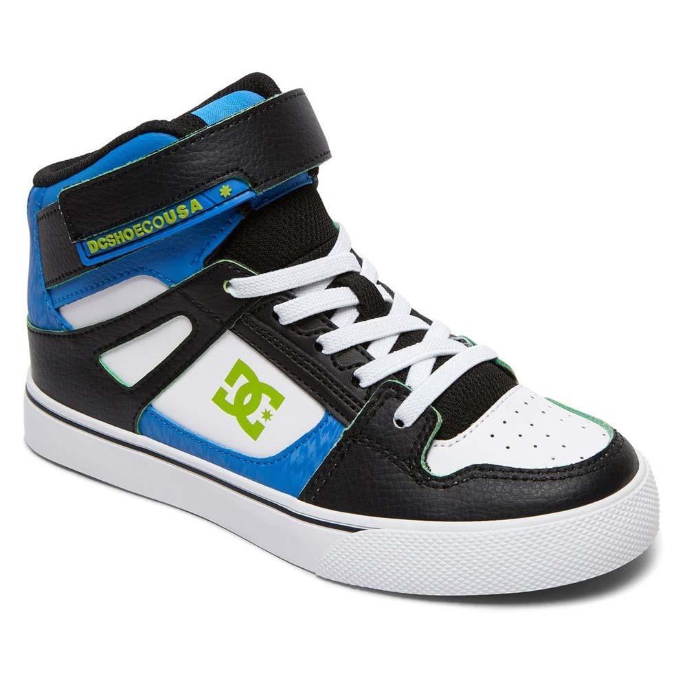 Dc shoes Pure High Top SE EV Blå kjøp og tilbud, Dressinn