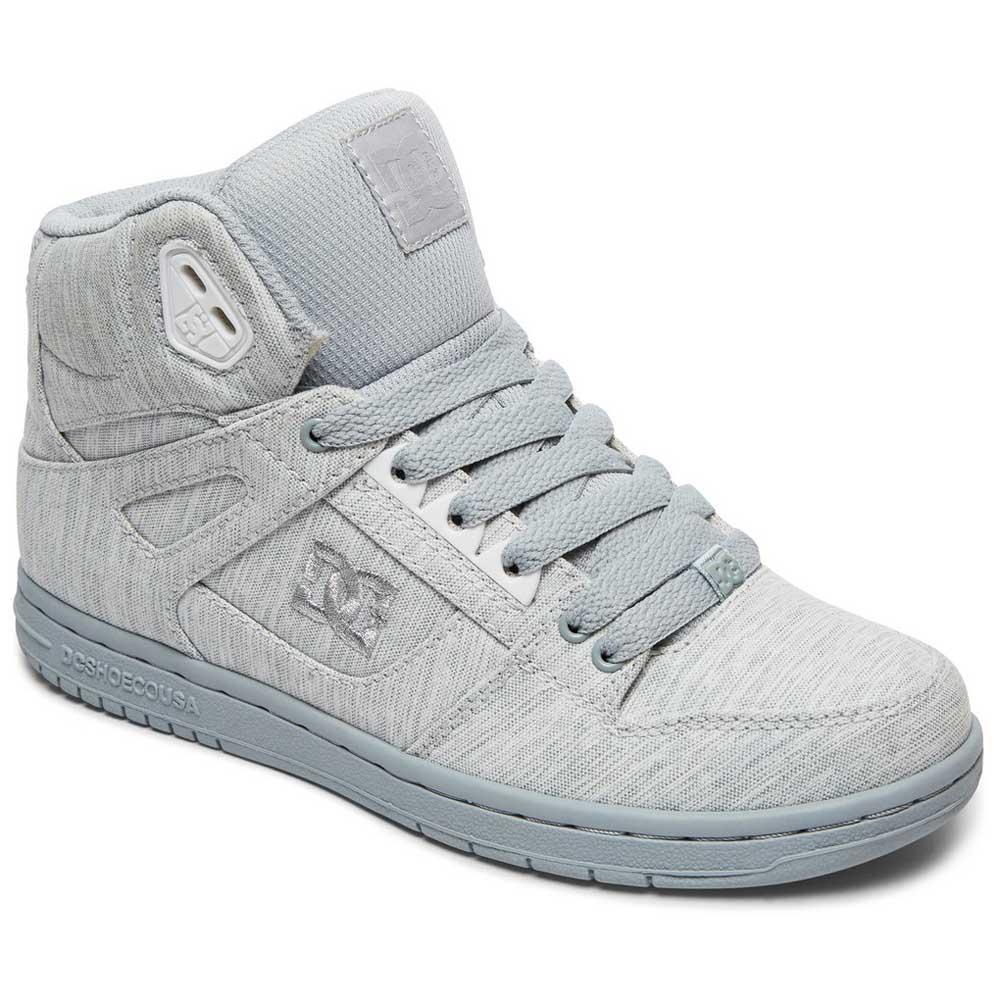 Dc shoes Pure High Top TX SE Grey buy and offers on Dressinn 0508bc459c