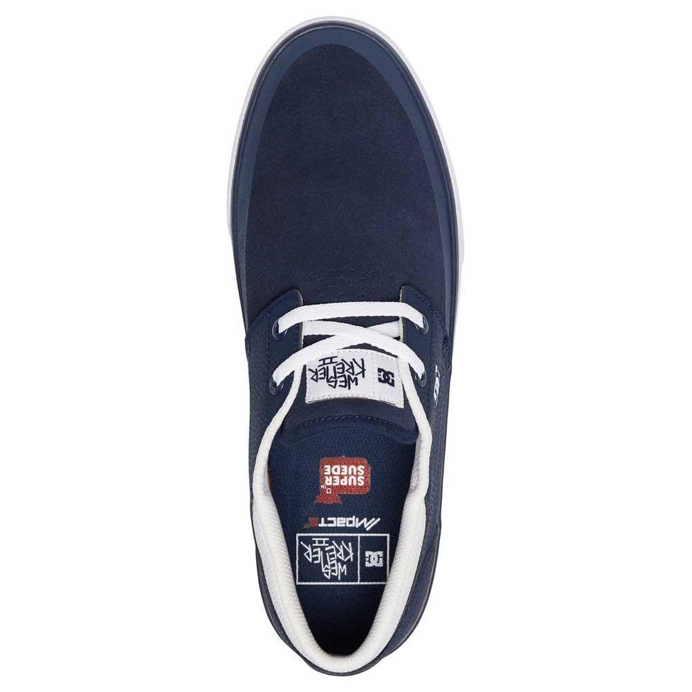 df641a4b Dc shoes Wes Kremer 2 S Azul comprar y ofertas en Dressinn