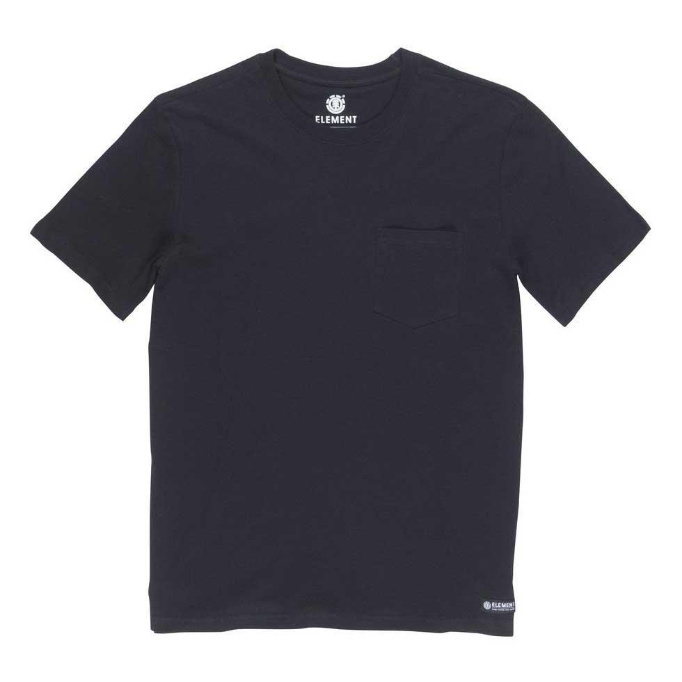 T-shirts Element Basic Pocket Crew