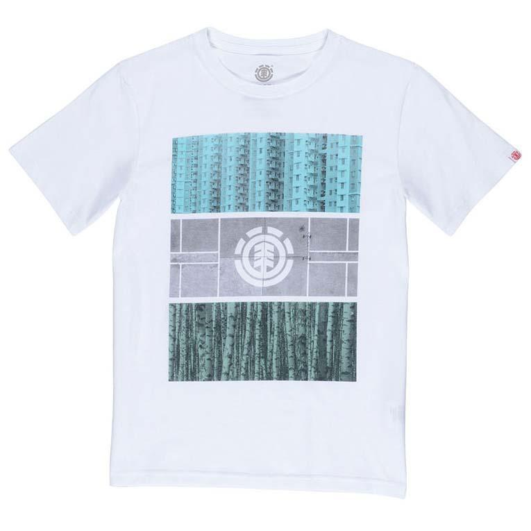 T-shirts Element Parallel