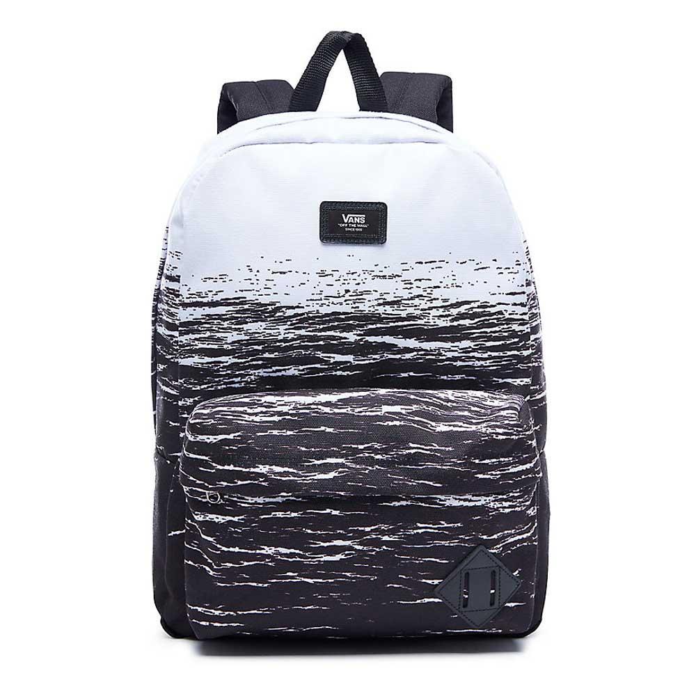 Vans Old Skool II Backpack 22L White buy and offers on Dressinn 382518e3688