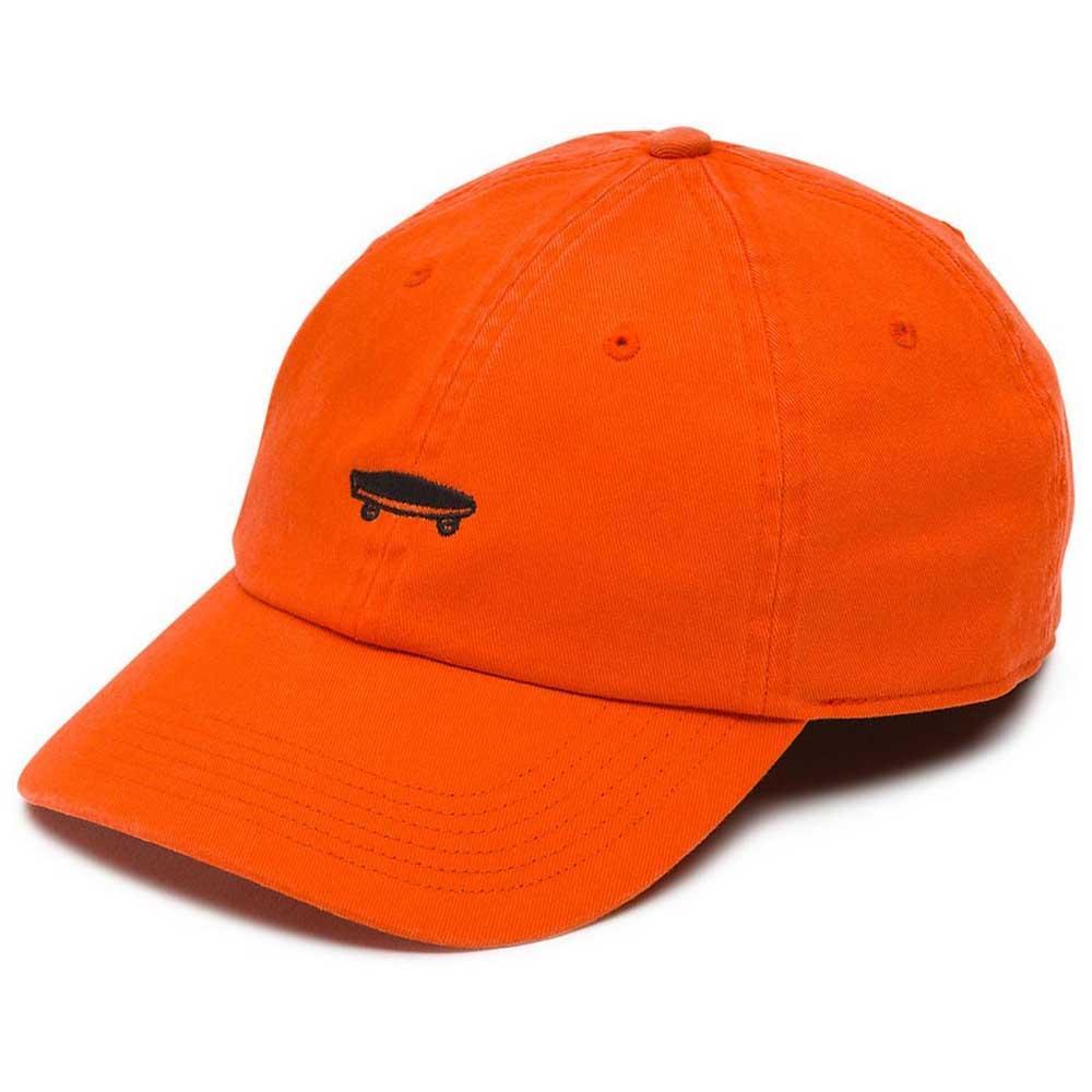 78ae1000fee Vans Court Side Hat Orange buy and offers on Dressinn