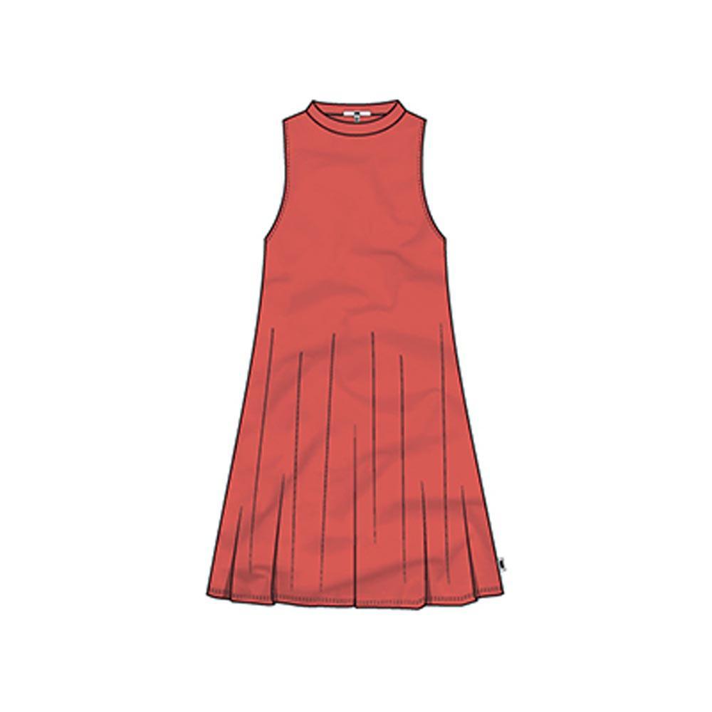 d01d996facbf82 Vans Wm Carmel Dress Spiced Coral Red buy and offers on Dressinn