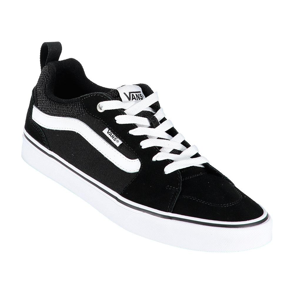 03ac268831 Vans Filmore Black buy and offers on Dressinn