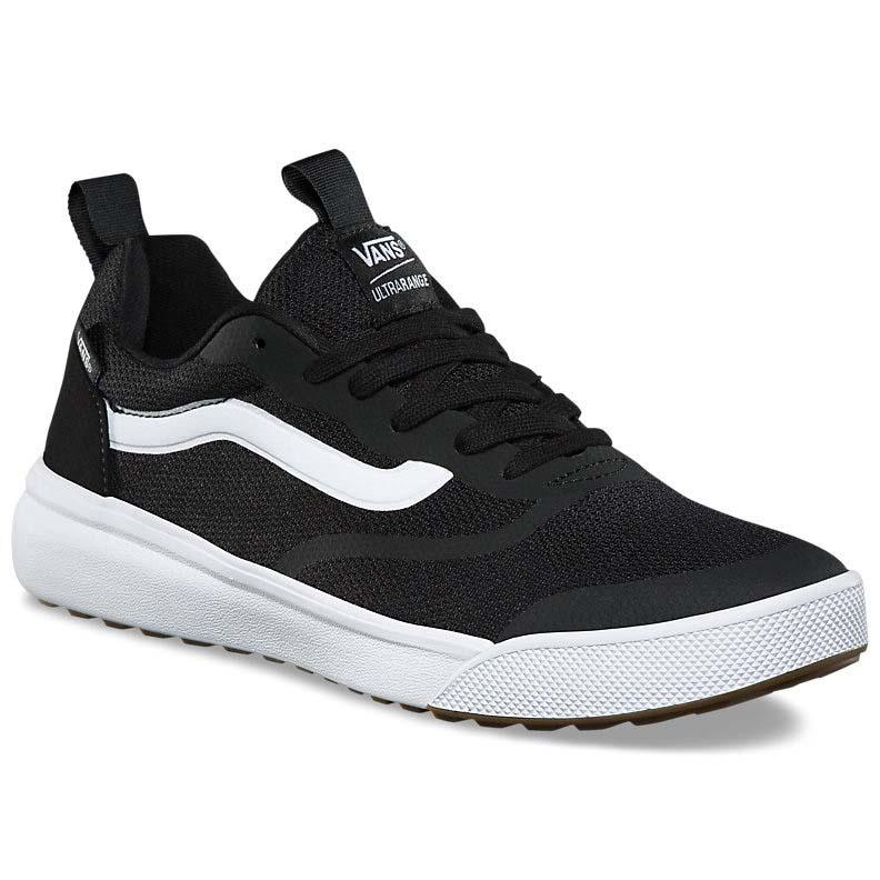 757389480fa4fd Vans Ultrarange Rapidweld Black buy and offers on Dressinn
