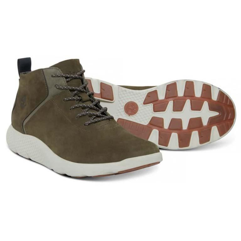 26667f070237 Timberland Flyroam Super Ox Πράσινο, Dressinn