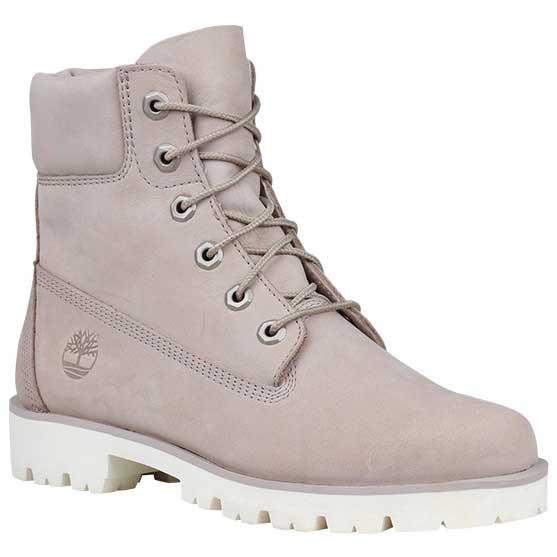 Timberland Heritage Lite 6In Boot Wide Beżowy, Dressinn
