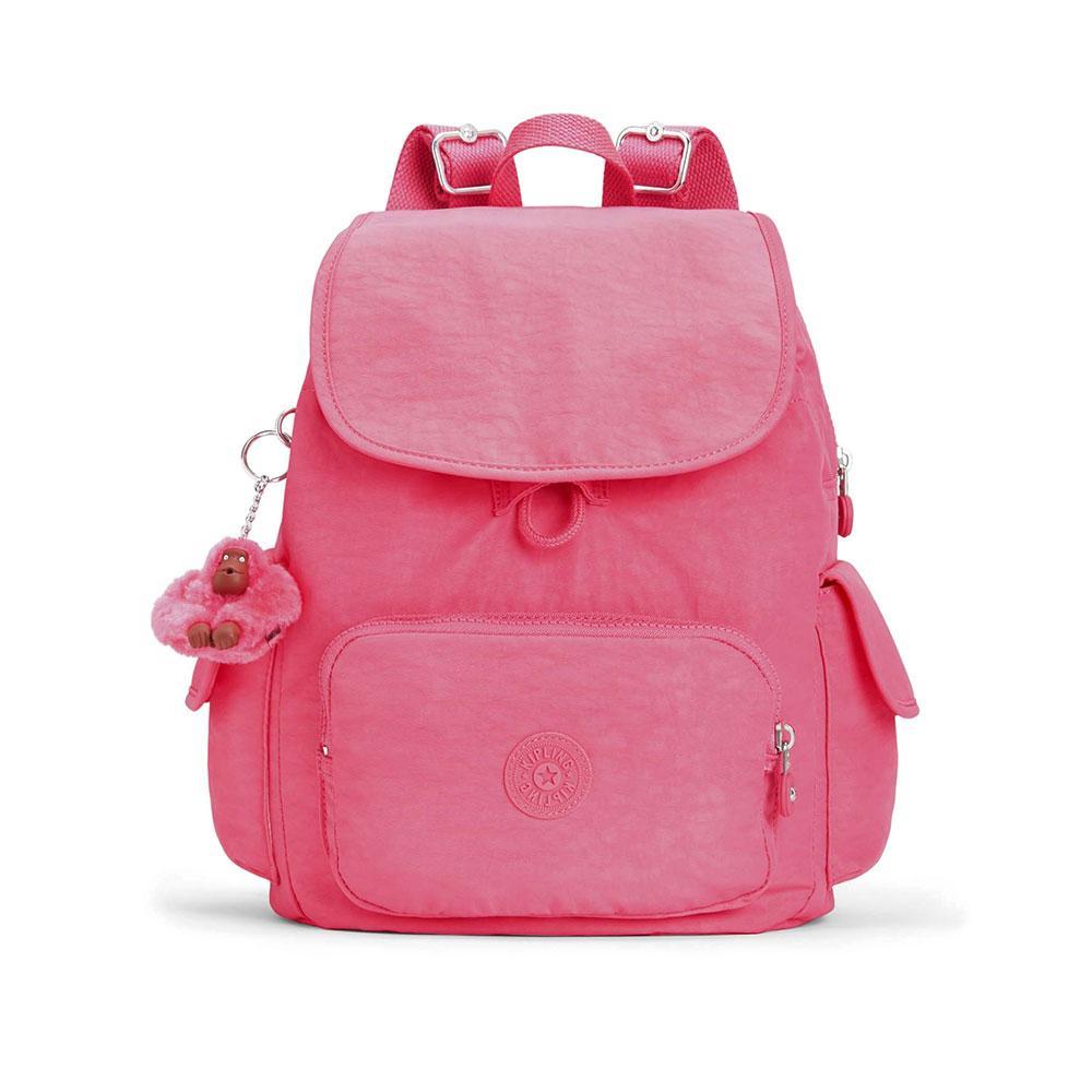 3b7264a22 Kipling City Pack S Rosa comprar y ofertas en Dressinn