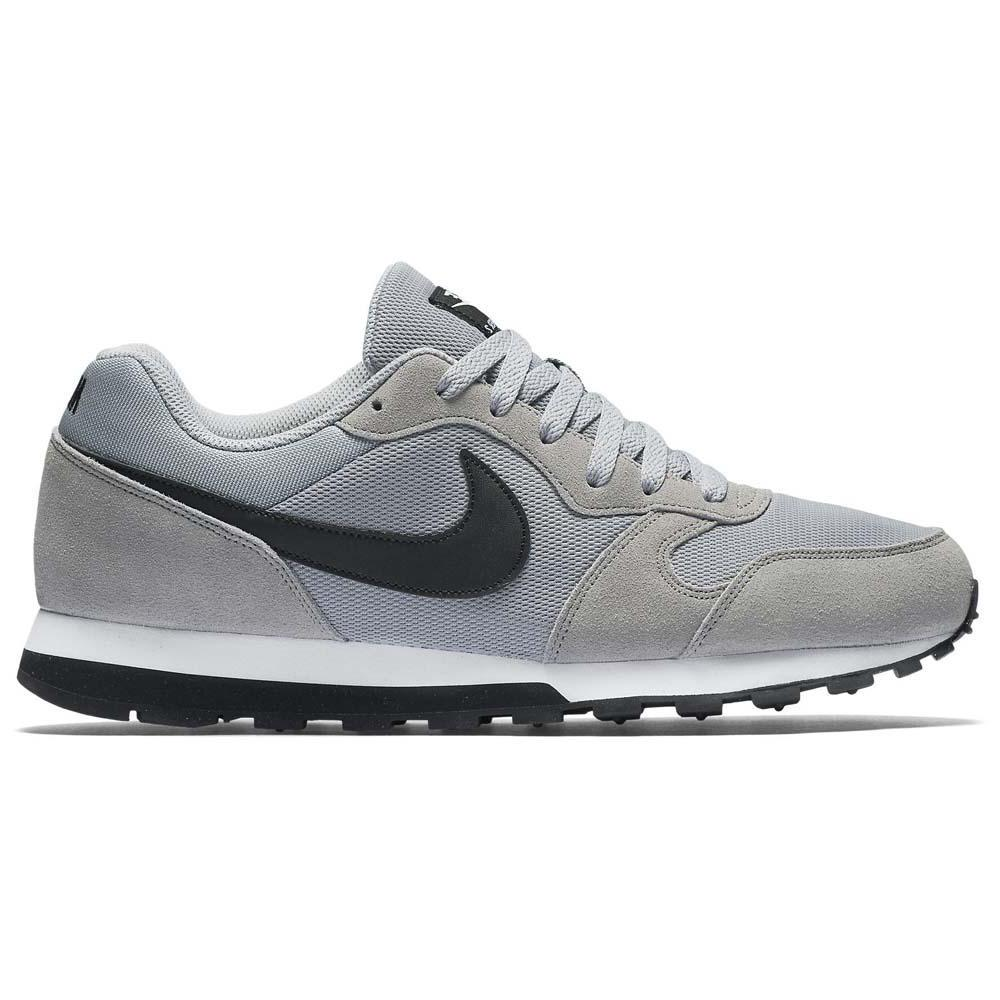 nike md runner 2 grey buy and offers on dressinn. Black Bedroom Furniture Sets. Home Design Ideas