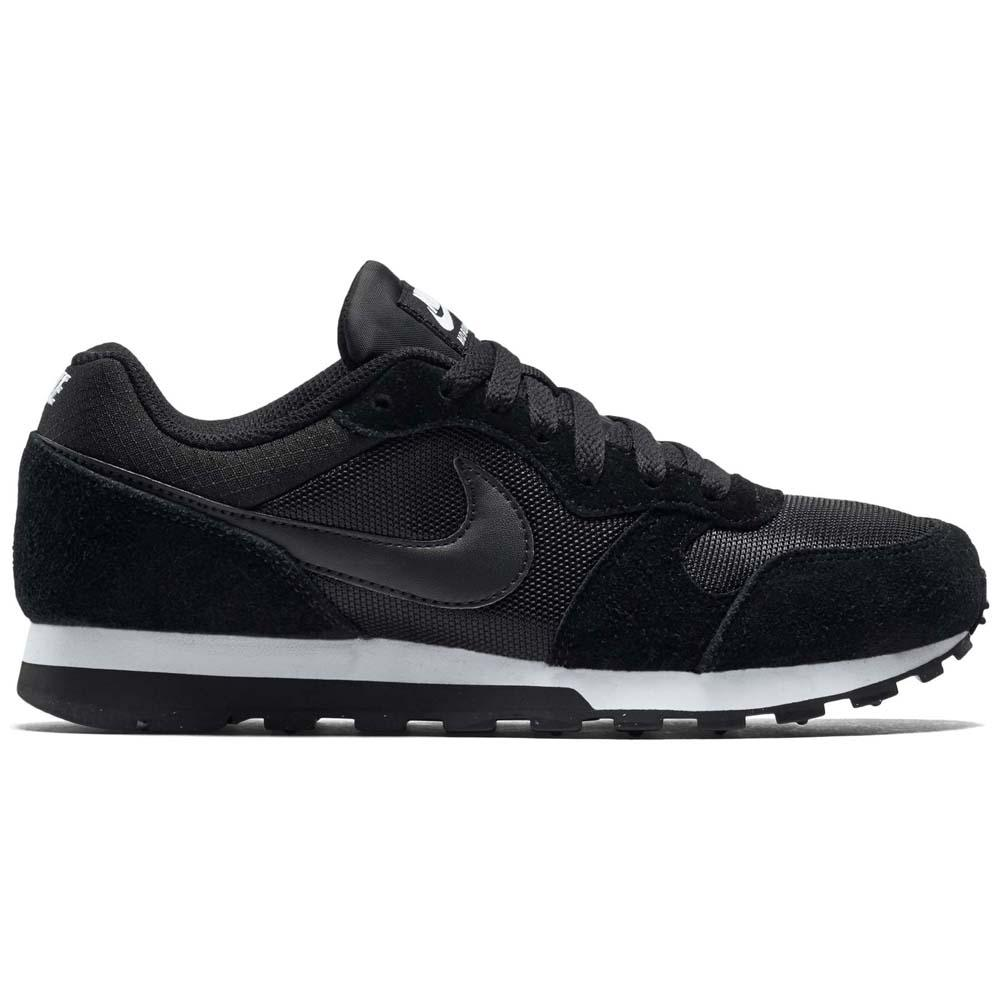 Best Selling Nike Black Women Sneakers Md Runner 2 Mid Top