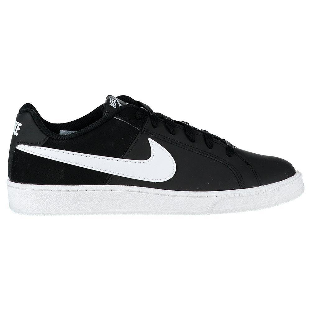 Citar Más Flor de la ciudad  Nike Court Royale Black buy and offers on Dressinn
