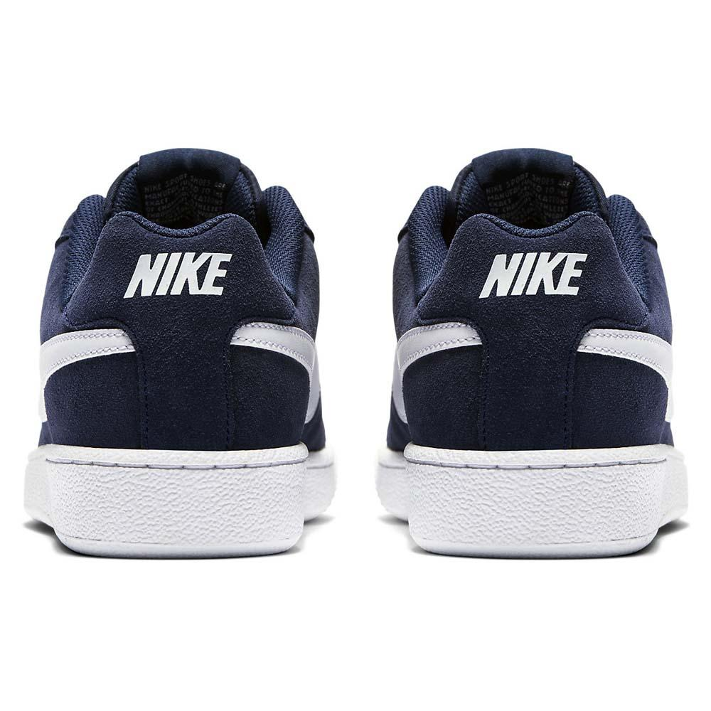 Dictar escapar emergencia  Nike Court Royale Suede Blue buy and offers on Dressinn