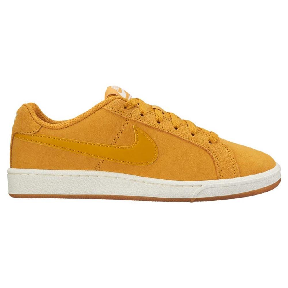 Nike Court Royale Suede Orange buy and offers on Dressinn