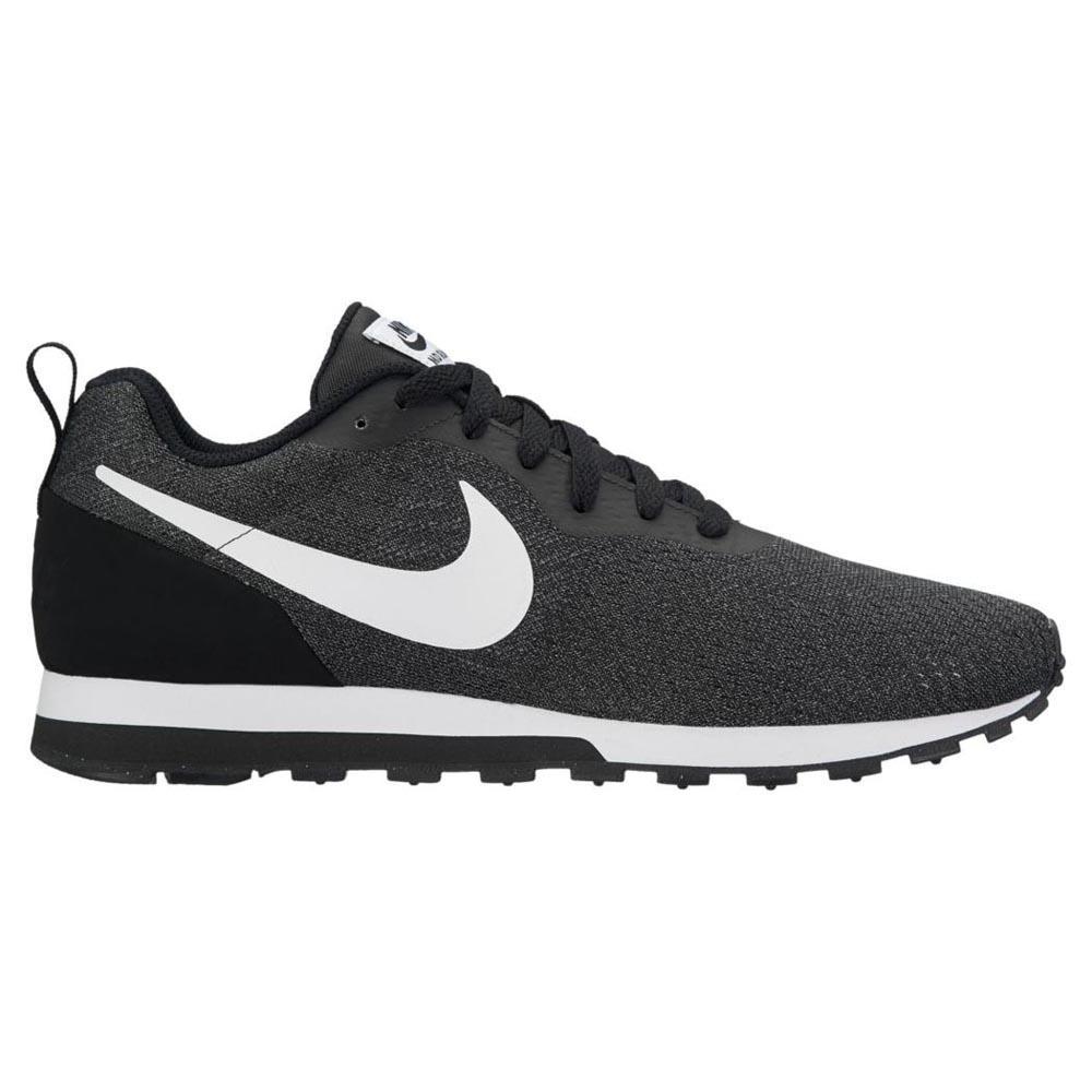 Mens Nike MD Runner 2 Mesh Black