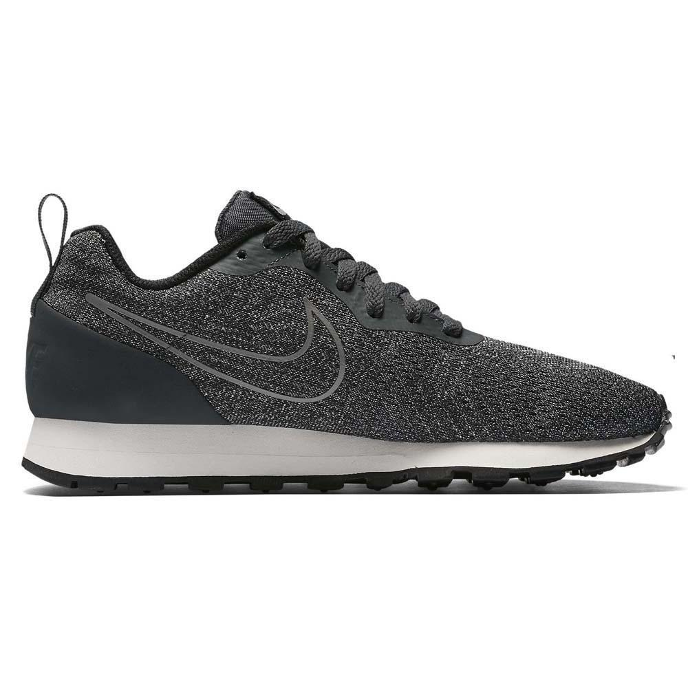 Nike MD Runner 2 ENG Mesh Grey buy and offers on Dressinn cfbcc06e231e4