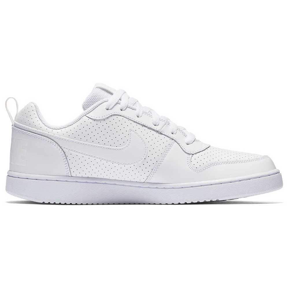 new style 673dc c1492 Nike Court Borough Low White buy and offers on Dressinn