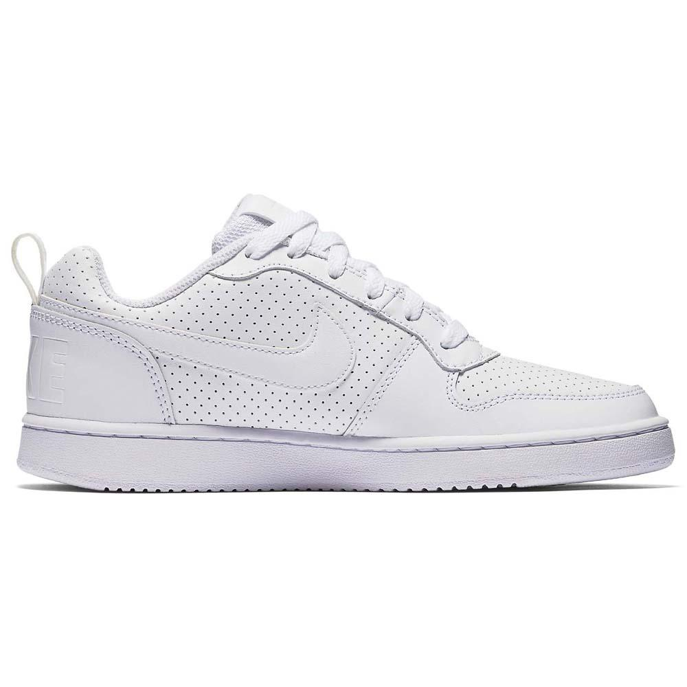 new style 031fc 30cfb Nike Court Borough Low White buy and offers on Dressinn