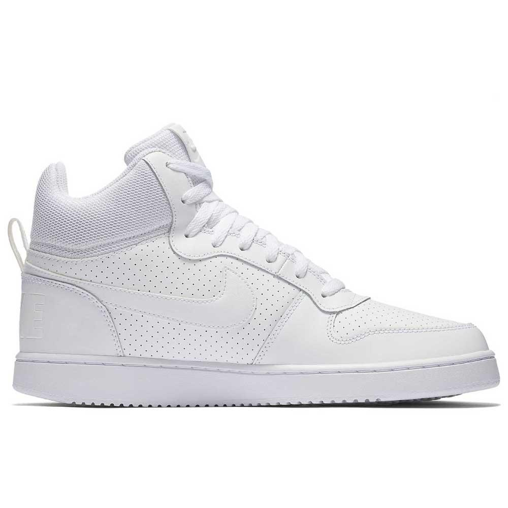 df2ee1c32 Nike Court Borough Mid Blanco comprar y ofertas en Dressinn
