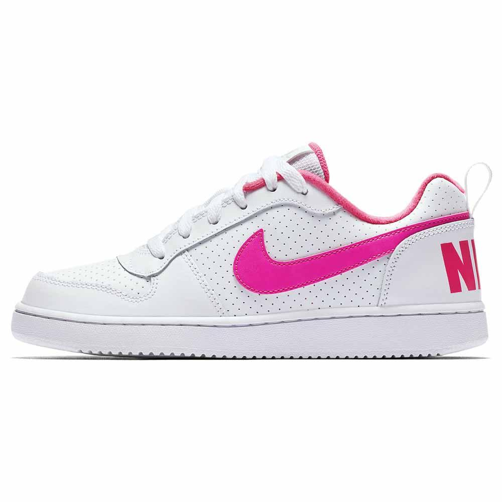 release date: a0e72 20518 Nike Court Borough Low Girl GS White buy and offers on Dressinn