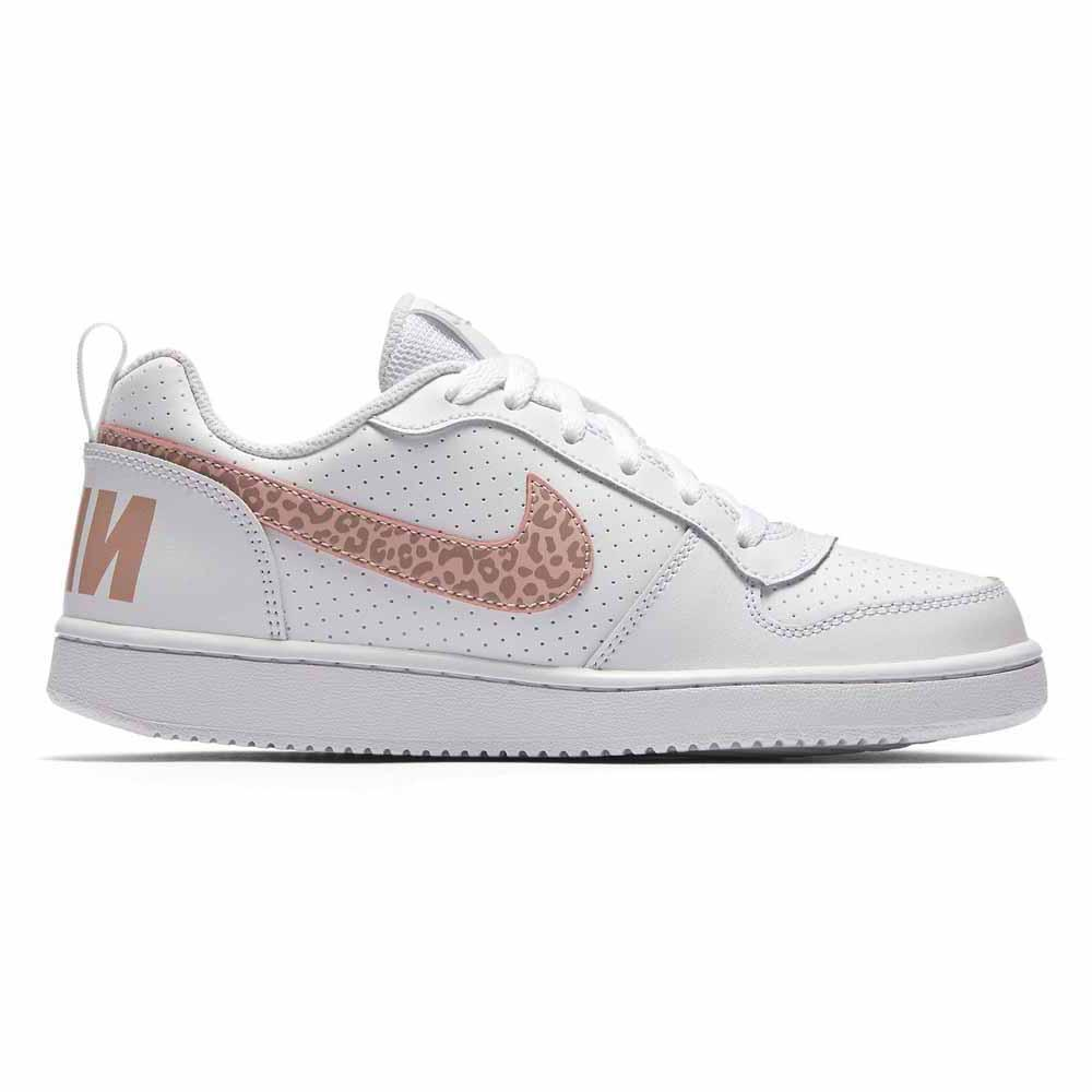 Nike Court Borough Low Girl GS White buy and offers on Dressinn
