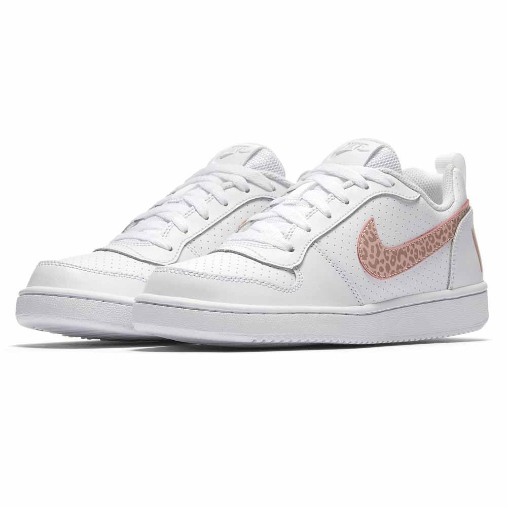 competitive price 4b12d 5b650 ... Nike Court Borough Low Girl GS ...