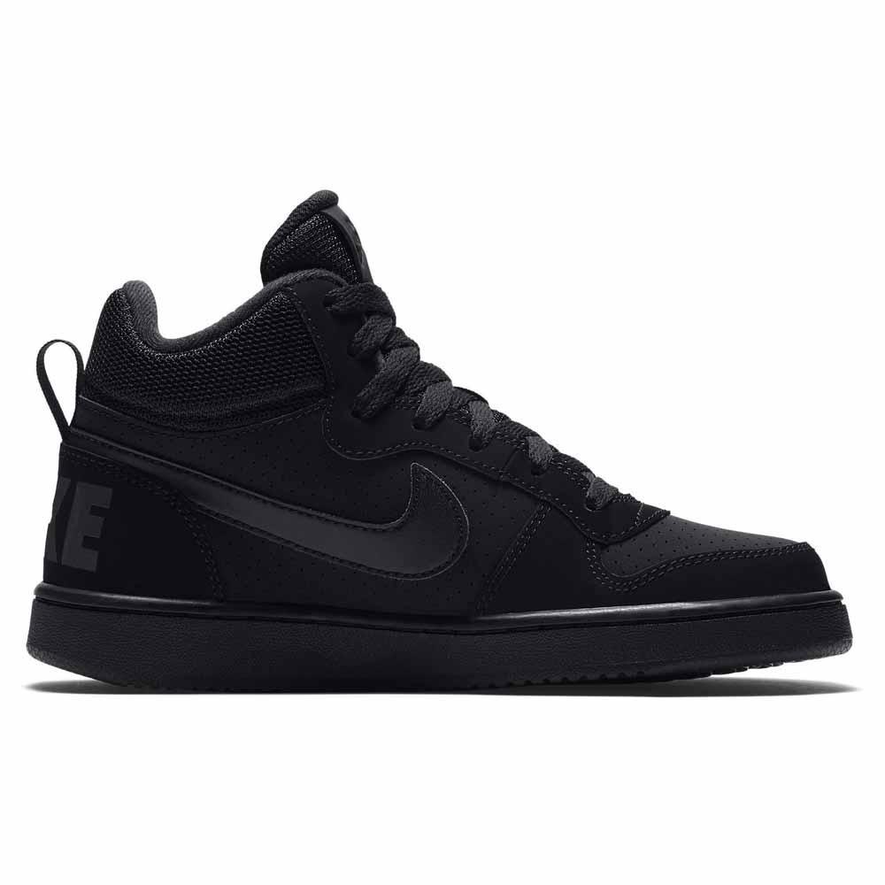 nike court borough mid trainers