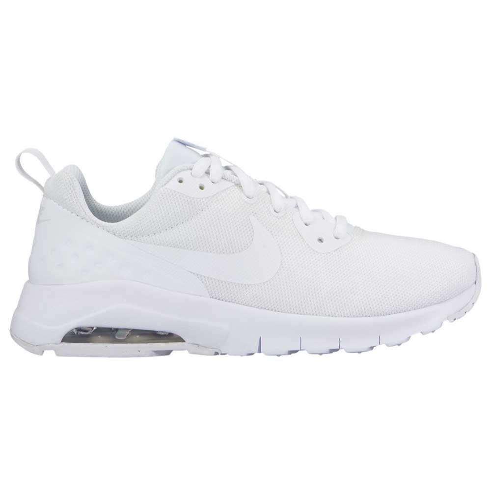 8c6a0af51c4 Nike Air Max Motion Low GS White buy and offers on Dressinn