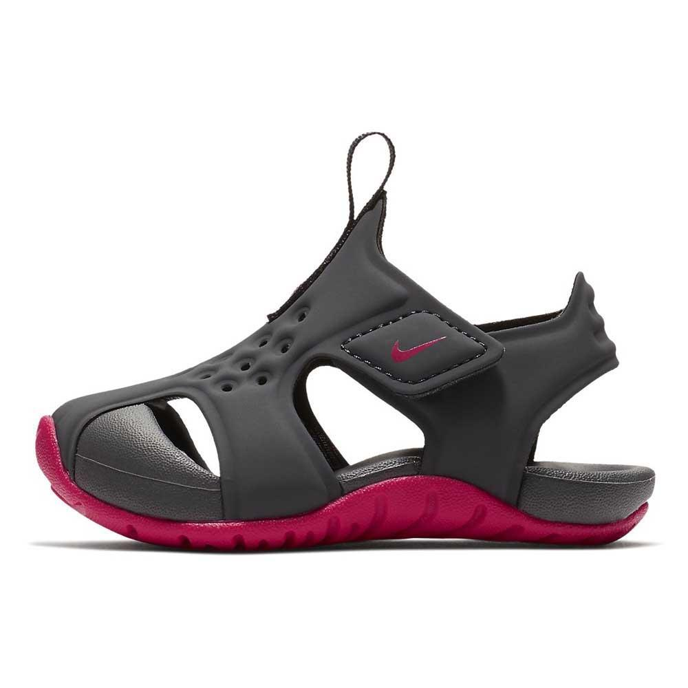 d88aef0c2 Nike Sunray Protect 2 Girl Toddler Black