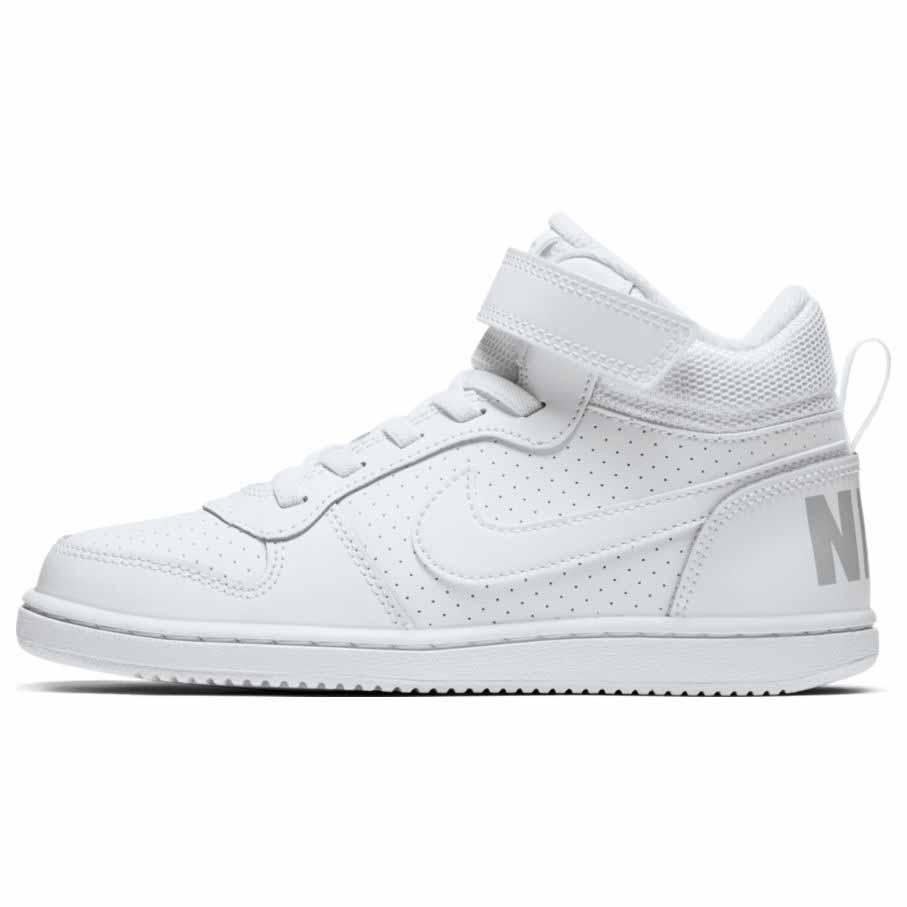buy popular d5591 a41db Nike Court Borough Mid PSV White buy and offers on Dressinn