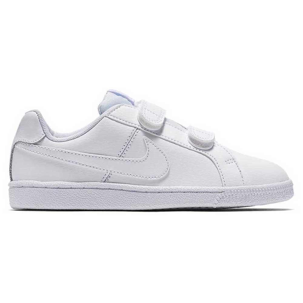 b9e285f8c5dd2c Nike Court Royale PSV White buy and offers on Dressinn