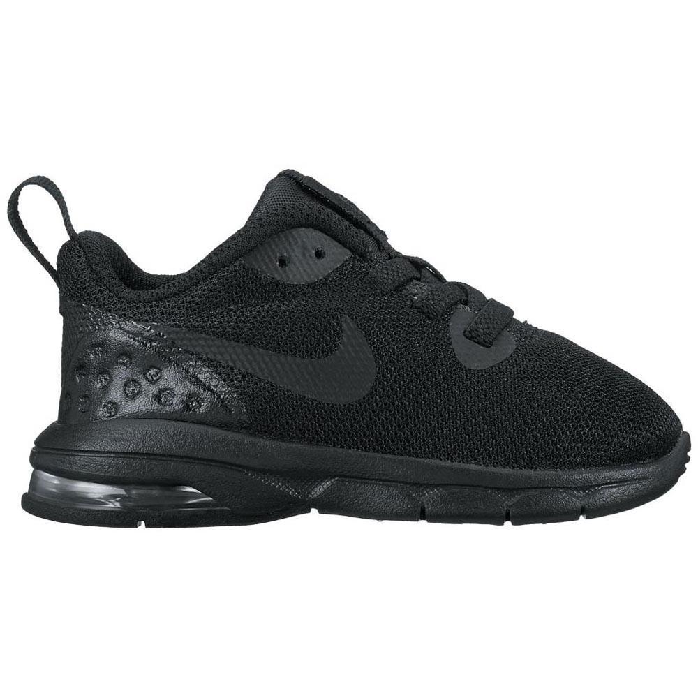 7f24576409e41a Nike Air Max Motion Low TDV Black buy and offers on Dressinn