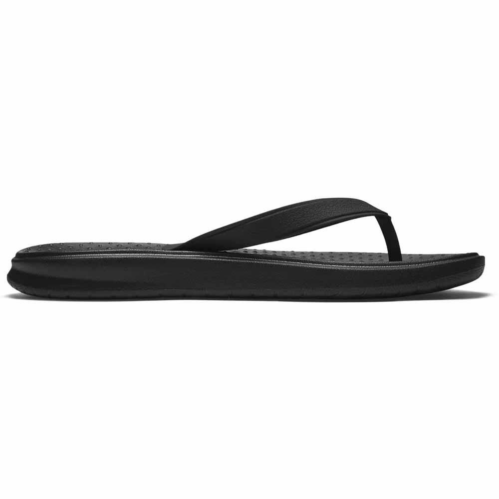 a7f2791c18923 Nike Solay Thong Black buy and offers on Dressinn