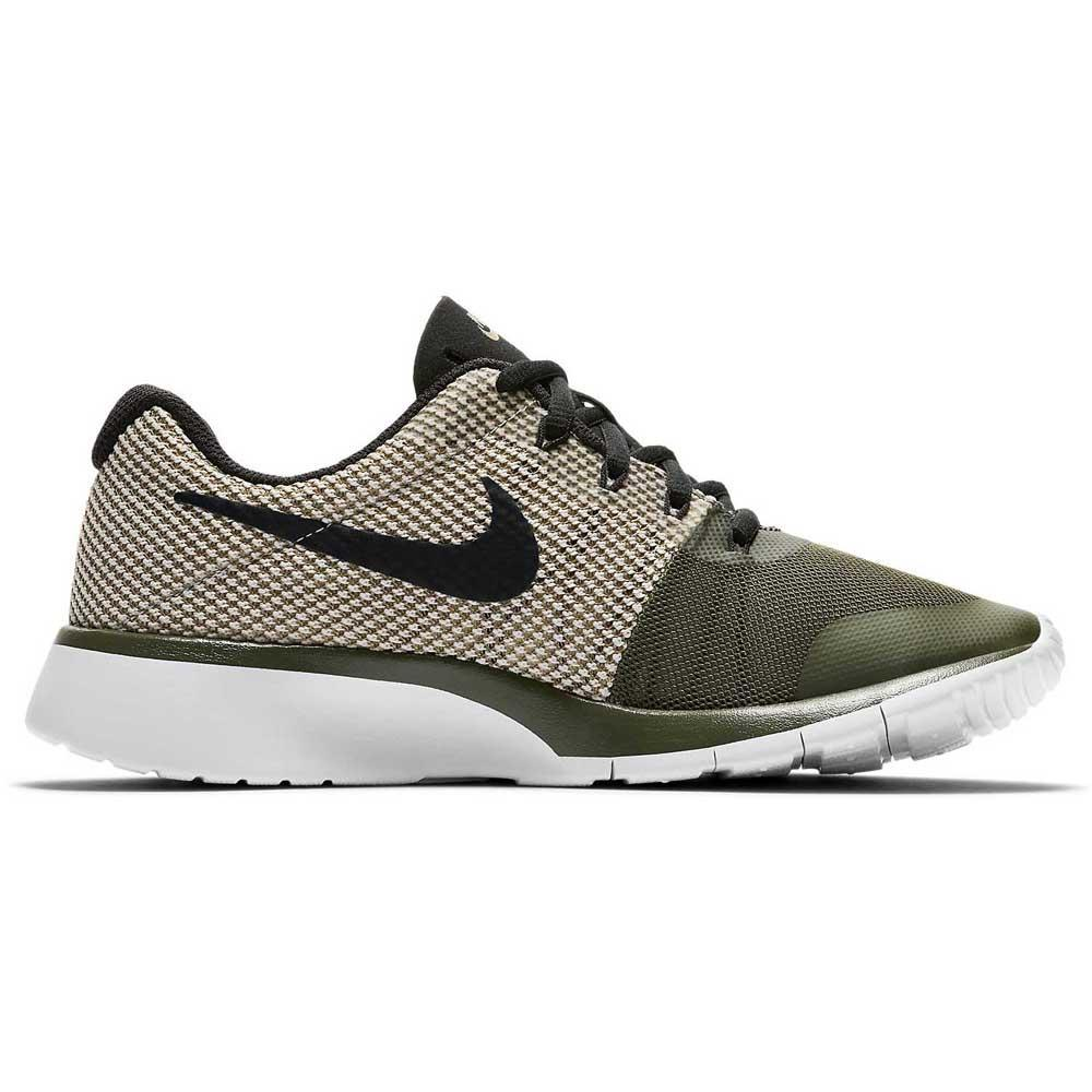 Nike Tanjun Racer GS Green buy and offers on Dressinn