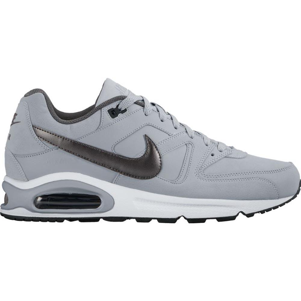 wholesale dealer 7dcfc b663f Nike Air Max Command Leather Grey buy and offers on Dressinn