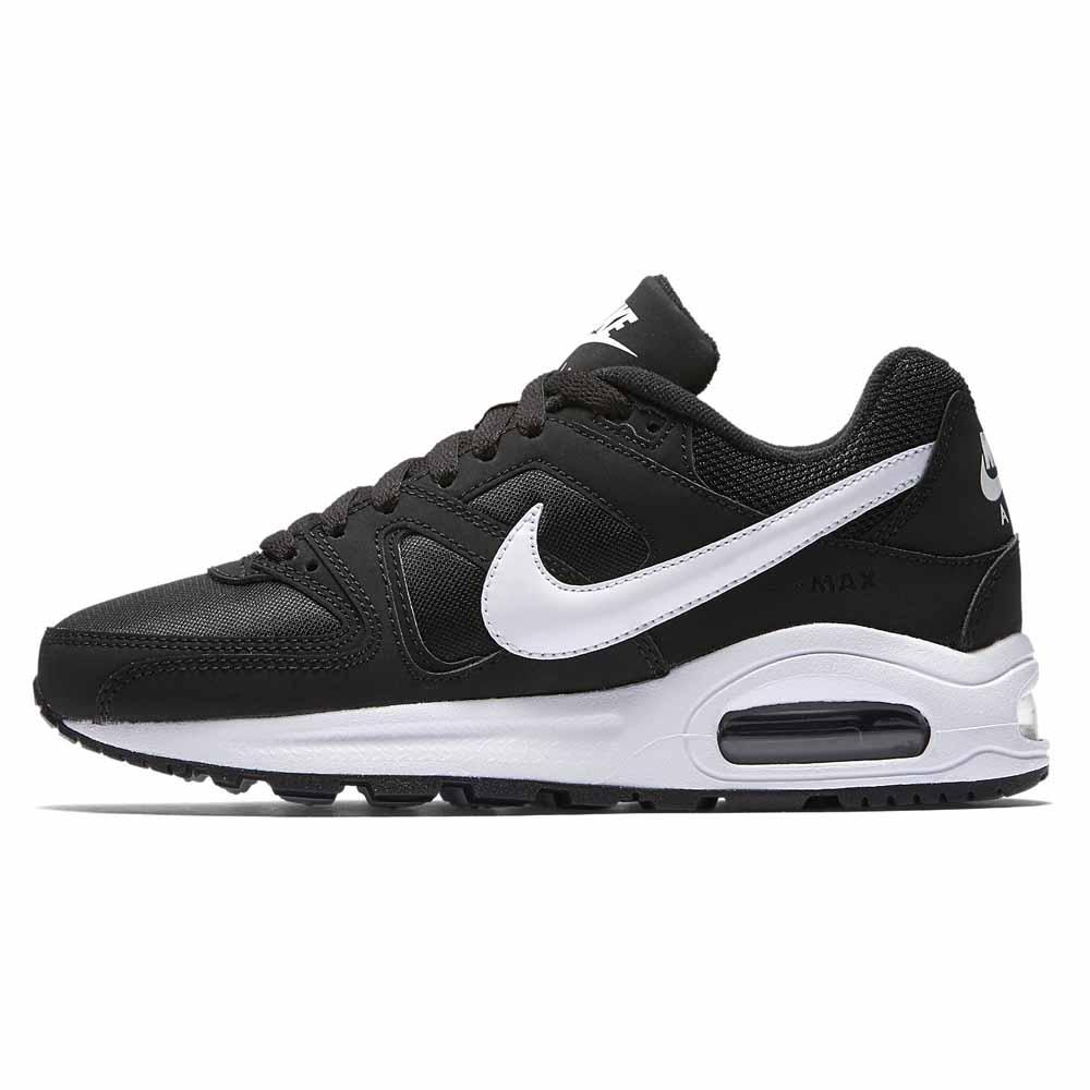 2aaac1fa5c4 Nike Air Max Command Flex GS Black buy and offers on Dressinn