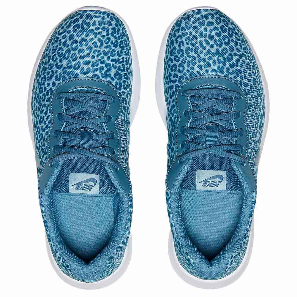 Nike Tanjun Print Girl GS Blue buy and