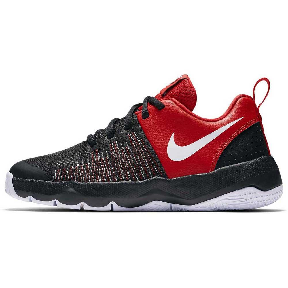 Flotar internacional Pepino  Nike Team Hustle Quick GS Red buy and offers on Dressinn