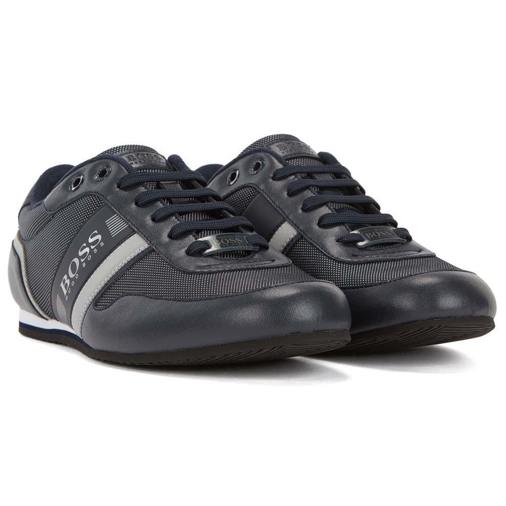 Mens Lighter_Lowp_Flash Low-Top Sneakers HUGO BOSS 8NcxH5