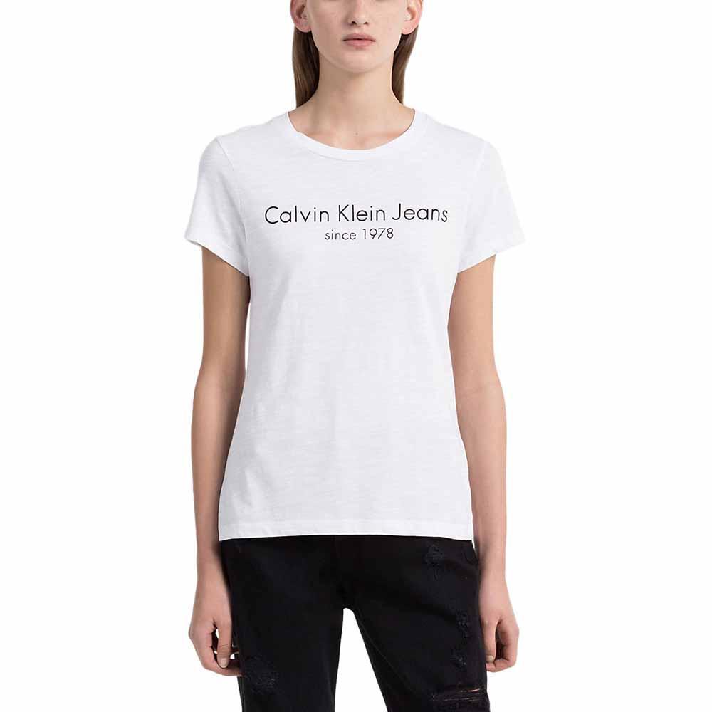 073b6732ca745 Calvin klein Tamar 49 CN White buy and offers on Dressinn