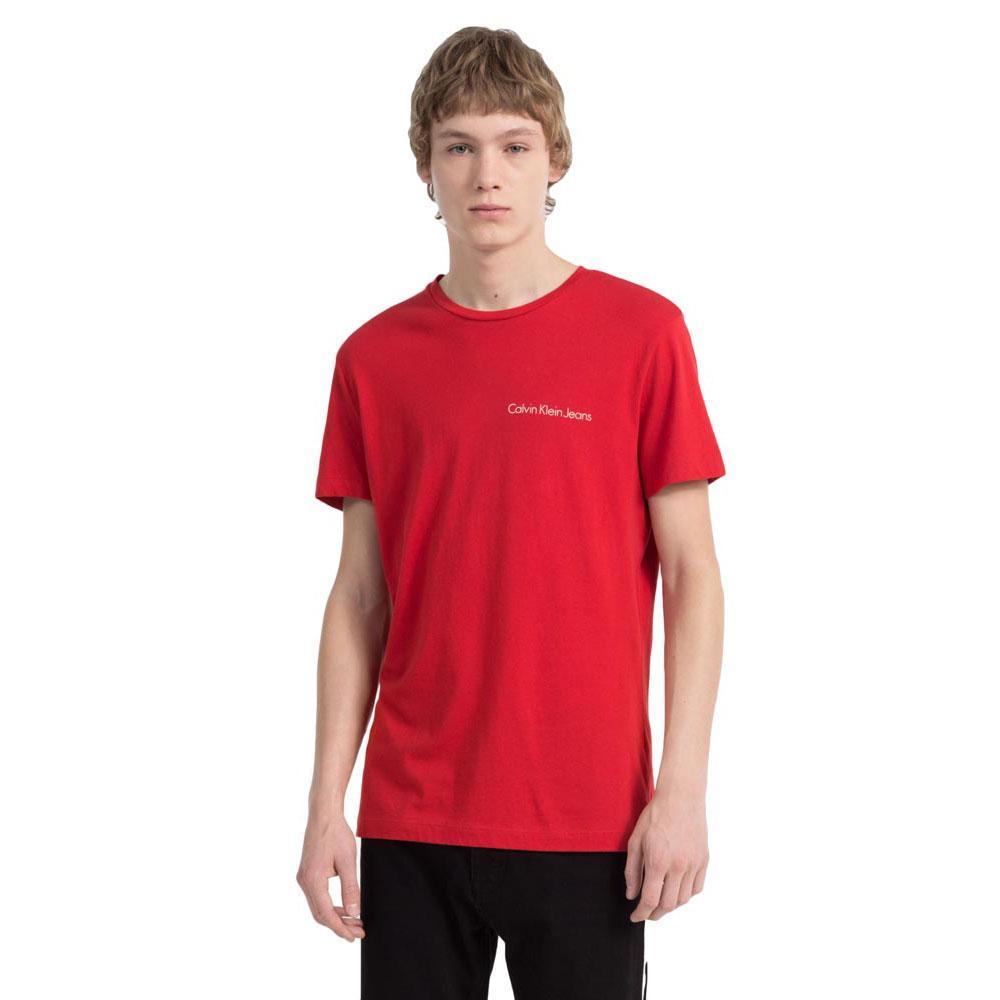 T-shirts Calvin-klein Typoko Slim Cn